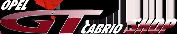Opel GT Cabrio Shop-Logo